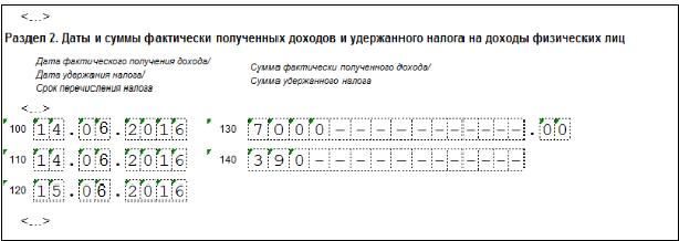 Obrazec-zapolneniy-6-ndfl-za-2-kvartal-2016-goda-dly-neoblagaemyx-dohodov