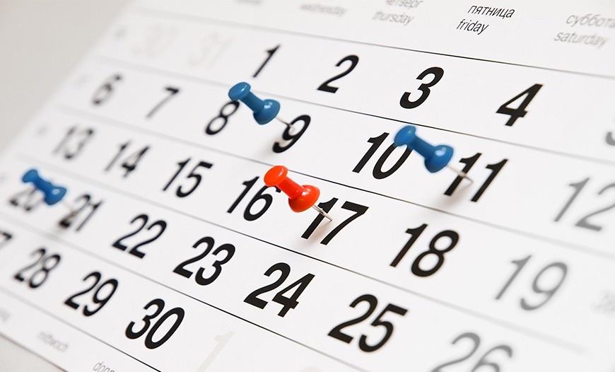 Сроки сдачи бухгалтерской отчётности 2019
