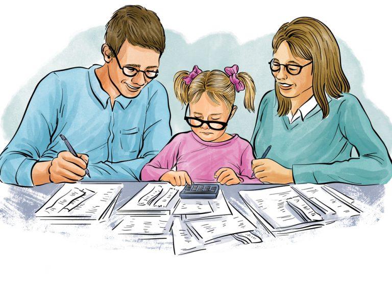 Налоговый вычет на ребёнка в 2019 году