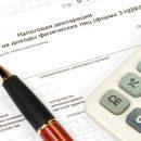 ФНС России напомнила, что форму 3-НДФЛ можно подавать удаленно
