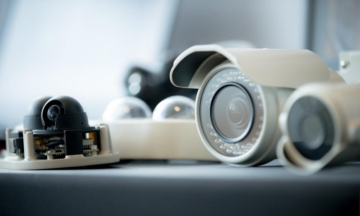Установка системы видеонаблюдения недорого
