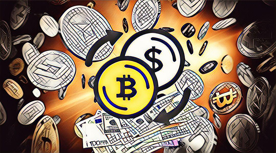 Быстрый обмен криптовалют онлайн