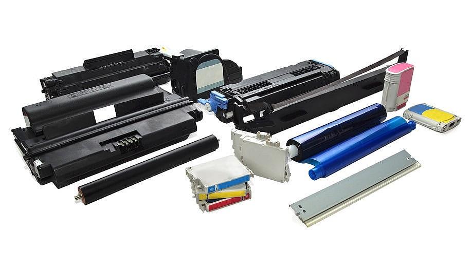 Запчасти для любых моделей  принтеров