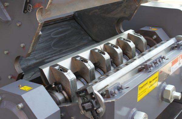 Оборудование для дробления пластмасс