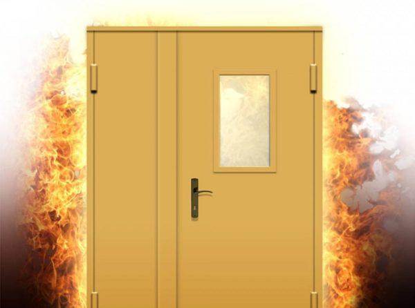 Выбираем качественные противопожарные двери