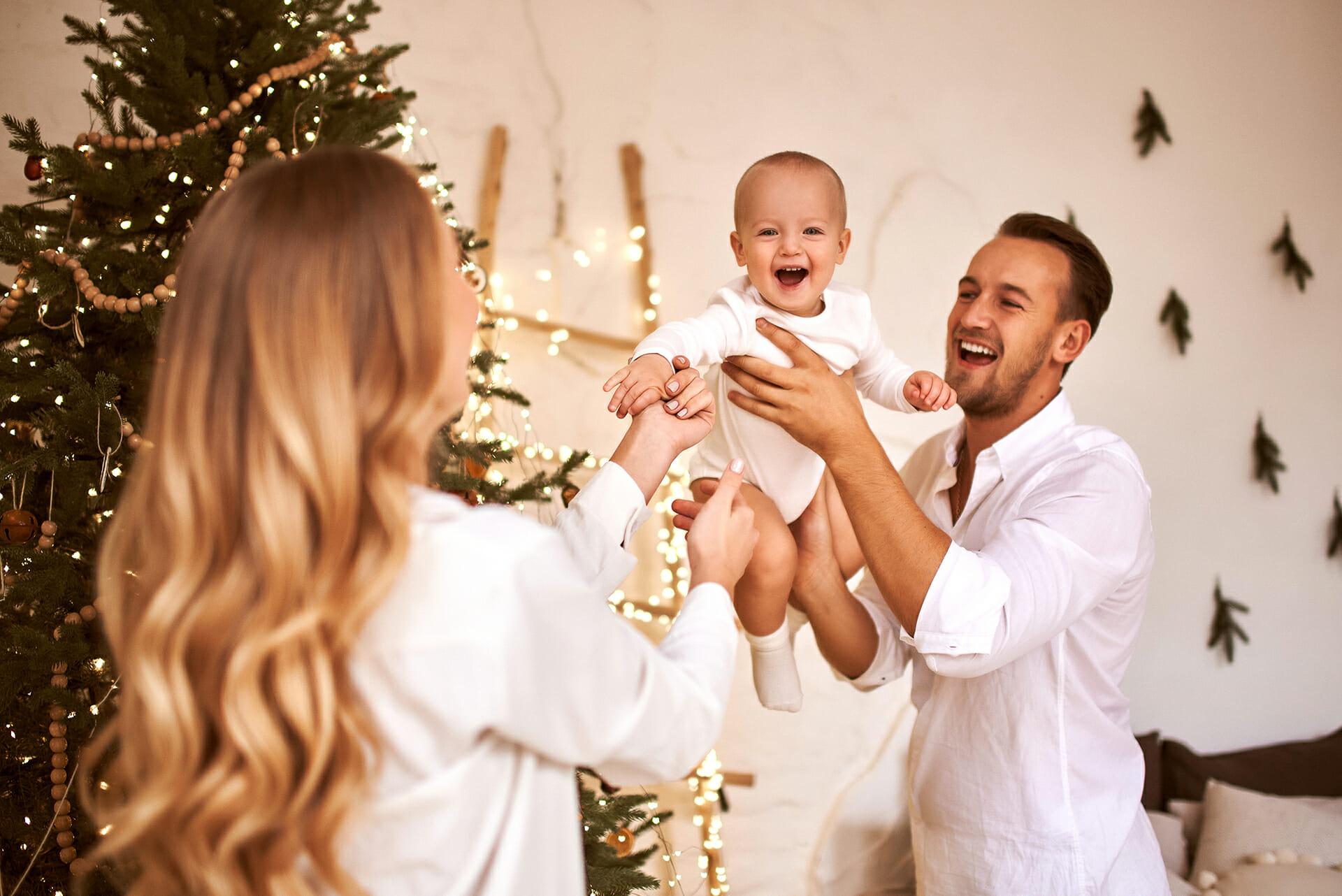 Семейная фотосессия: запечатлейте счастливые моменты