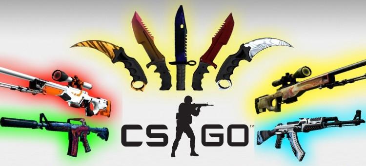 Выгодная продажа скинов в CS-GO за реальные деньги