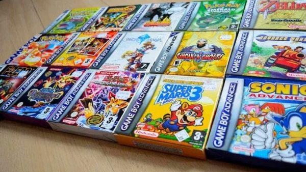 Играть в онлайн игры Game Boy
