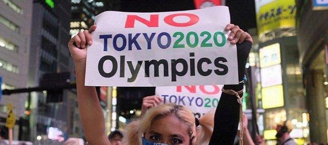 Олимпиада-2020: продолжение протестов в Японии и призыв спонсоров перенести соревнования