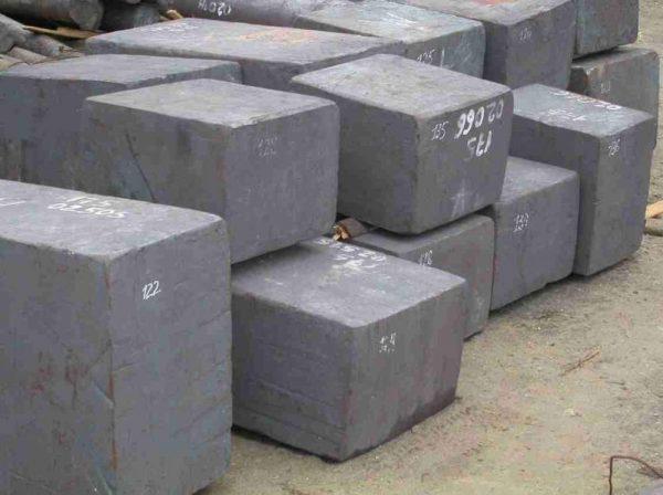 Качественные квадратные поковки из стали по выгодным ценам