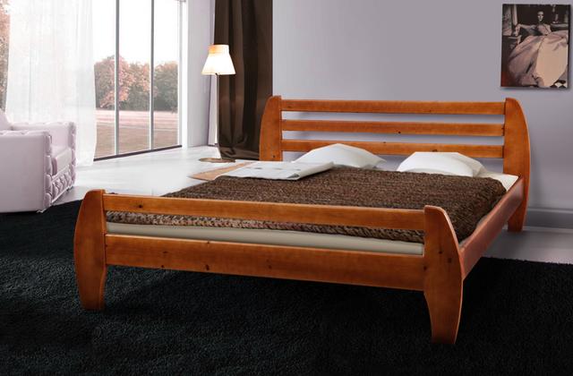 Деревянные кровати для вашей спальни