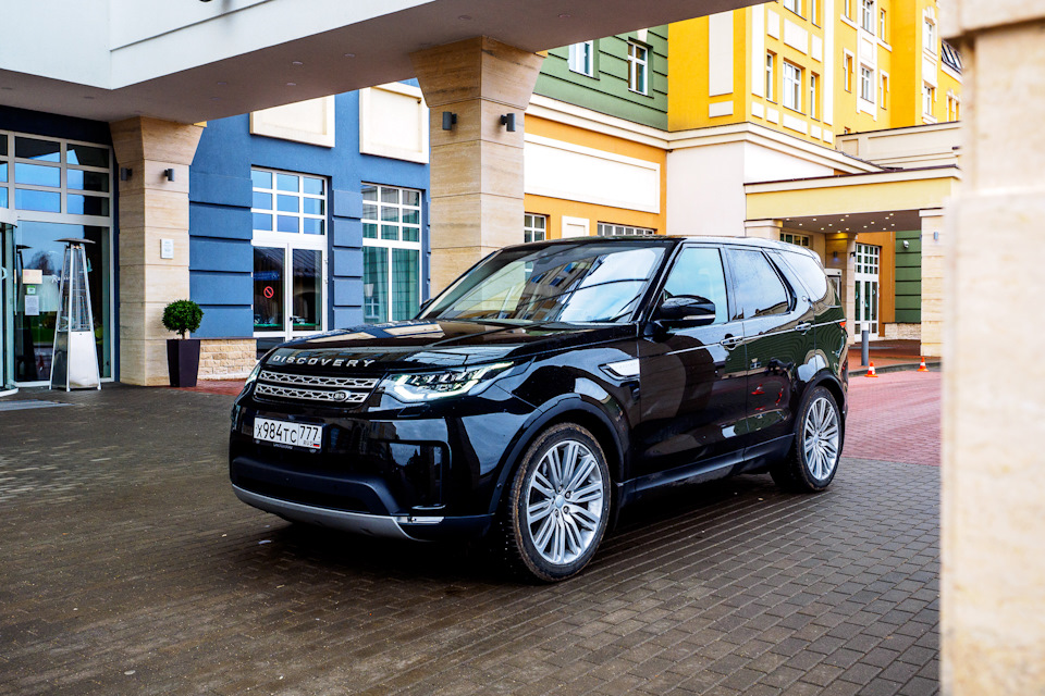 Как рождается легенда: Land Rover Discovery