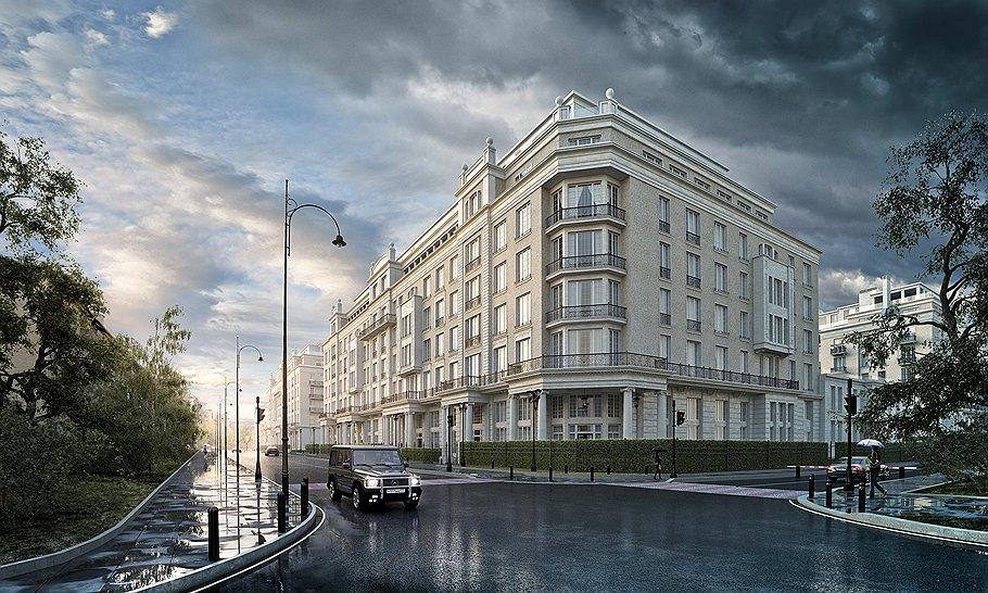 Элитная недвижимость в Москве и области