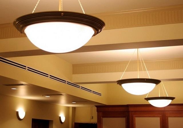 Светильники для дома - основы выбора
