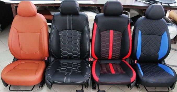 Чехлы на сидения по марке автомобиля от ведущего производителя