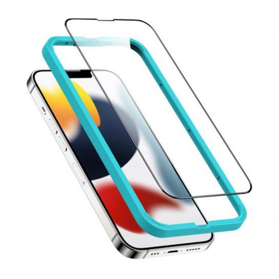 Качественное защитное стекло для iPhone 13 mini