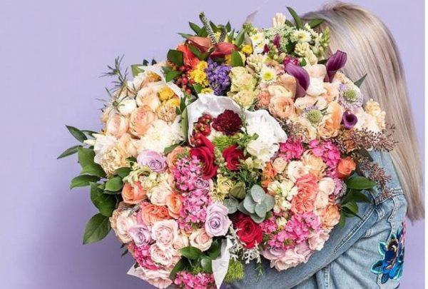 Доставка цветов от сервиса Romeo