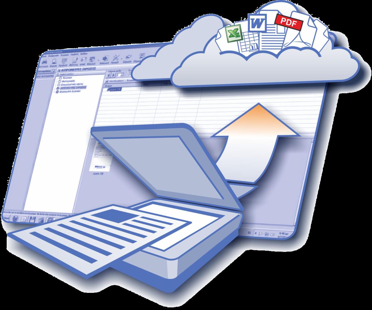Система электронного документооборота в организации