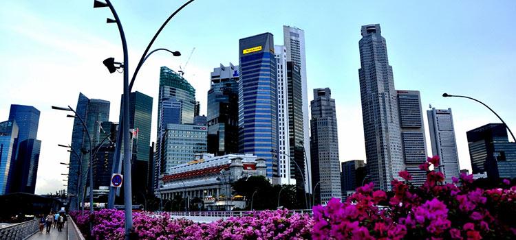 Оффшорный рай Сингапура
